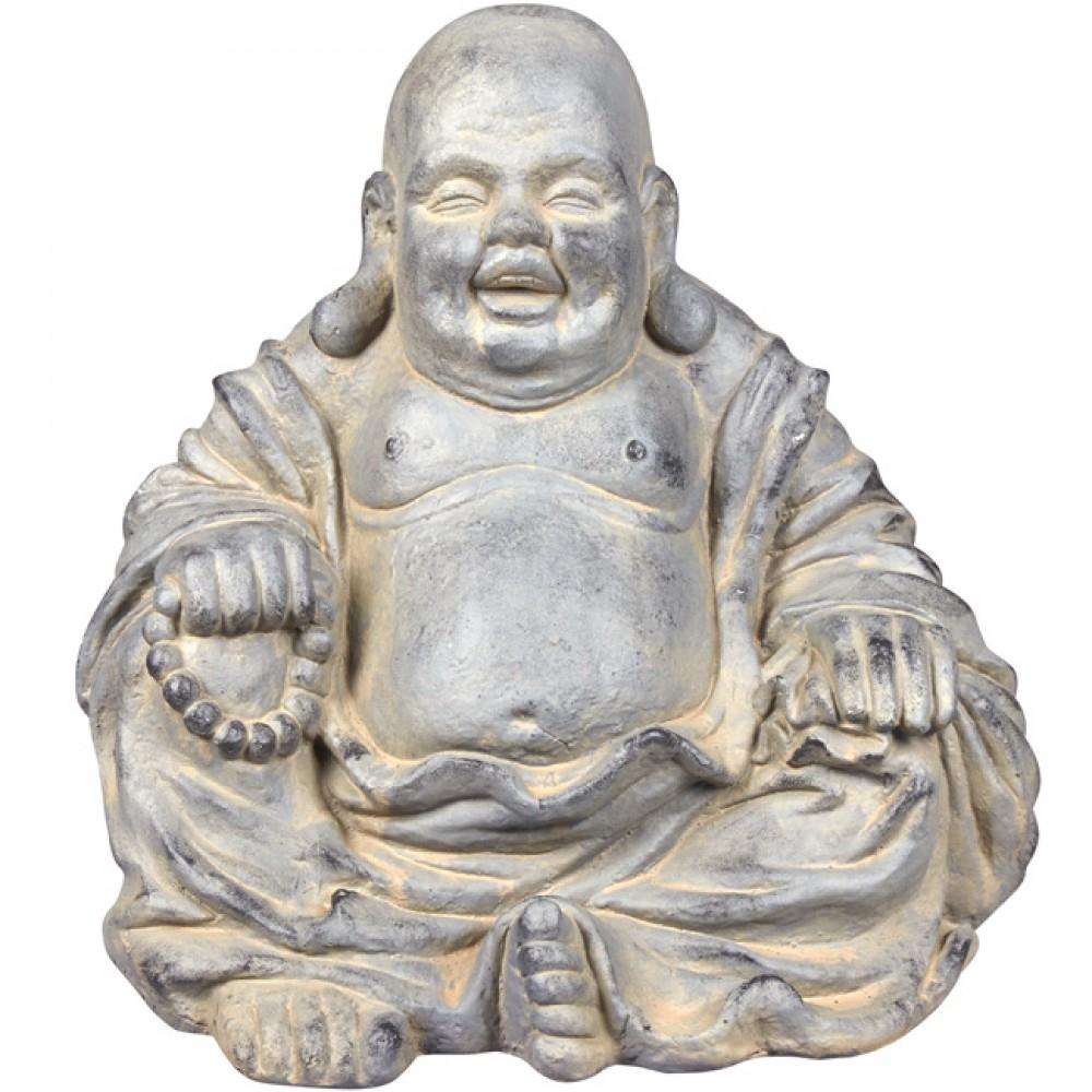 Statue Bouddha Assis Zen destiné Bouddha Pour Jardin Pas Cher
