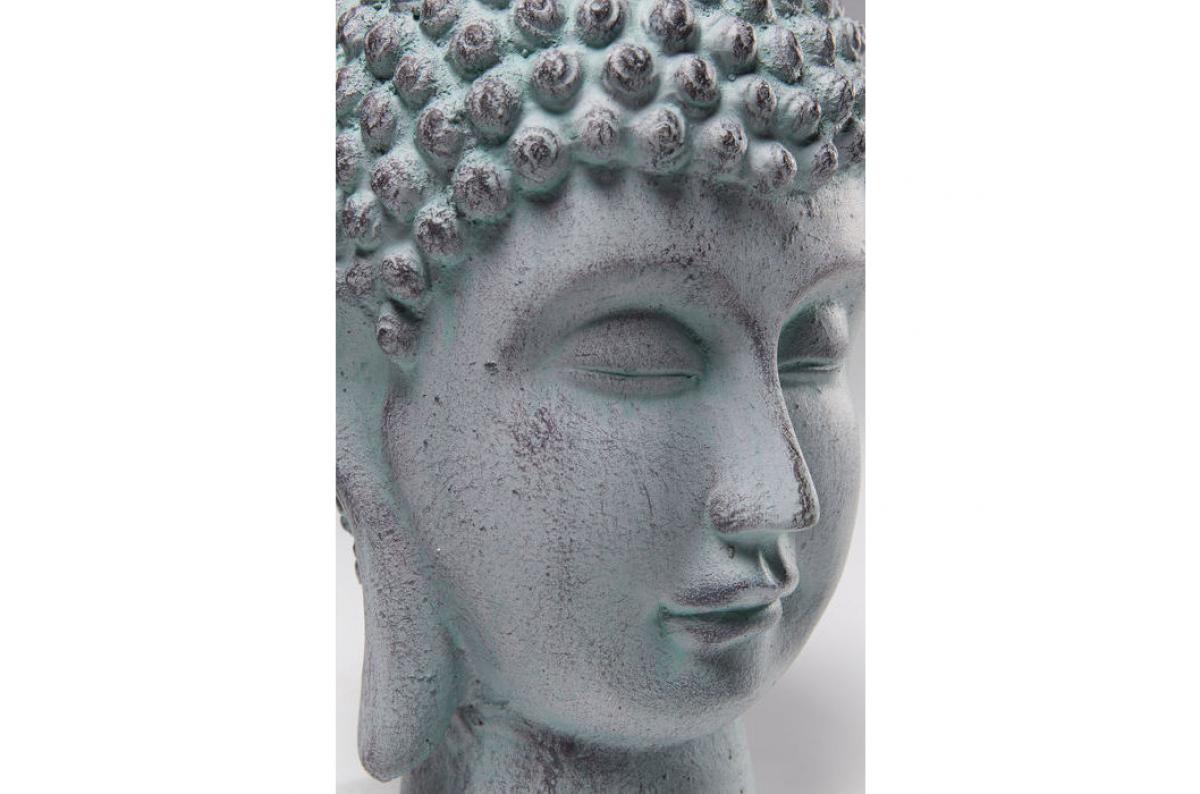Statue Tête De Bouddha Samui Plus D's dedans Bouddha Pour Jardin Pas Cher