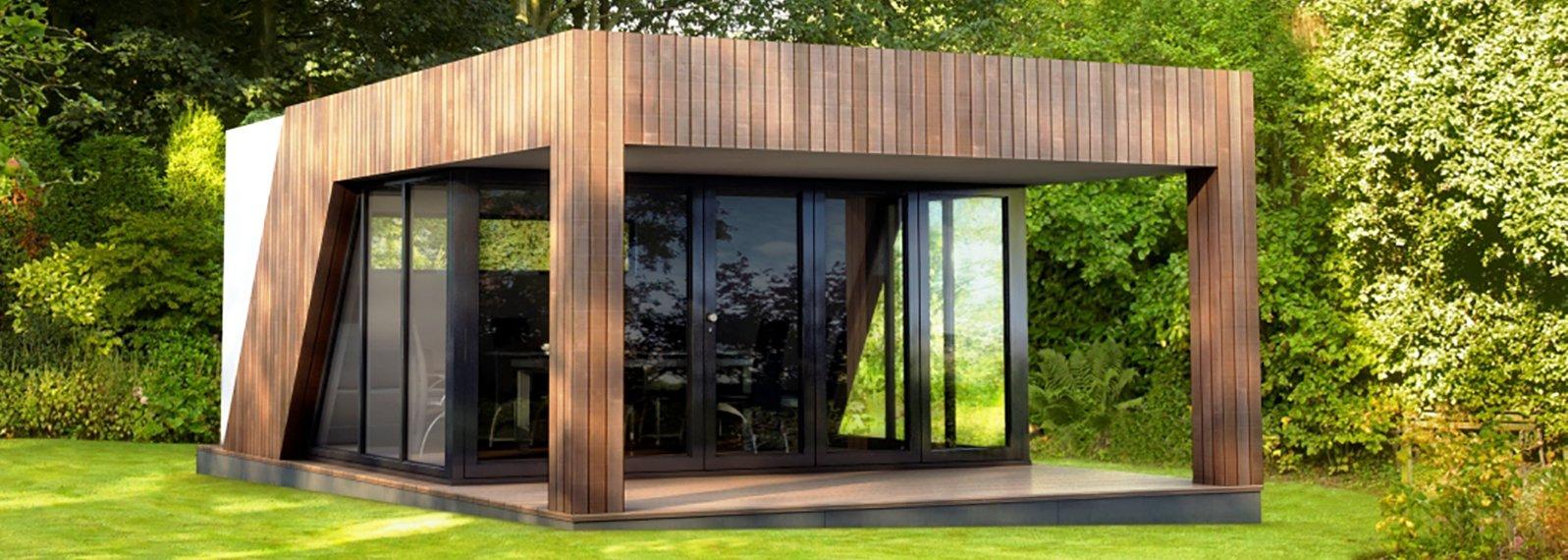 Studio Bureau De Jardin, Extension Maison Bois, Pool House à Abri De Jardin Habitable