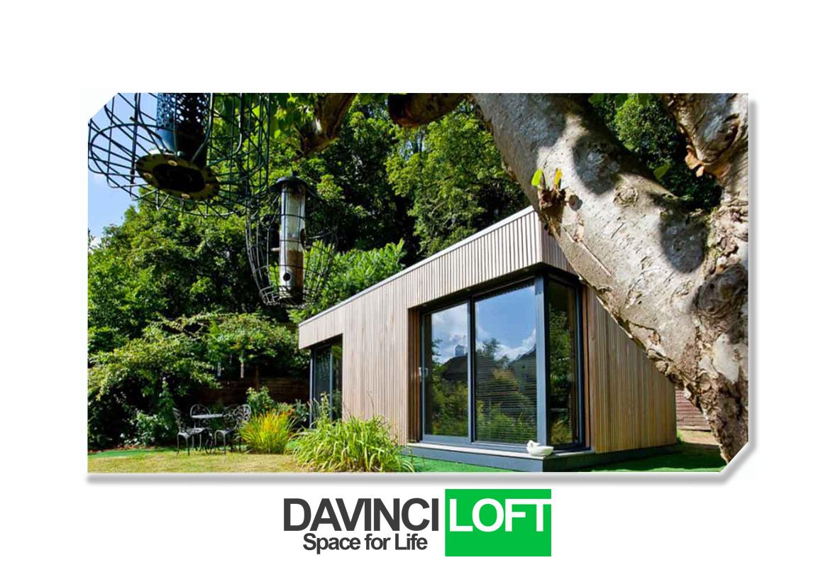 Studio De Jardin Habitable En Ossature Bois à Studio De Jardin Habitable