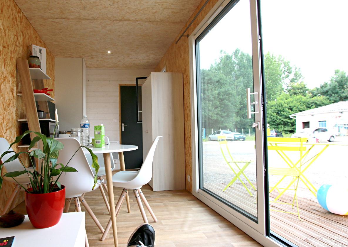Studio De Jardin - Maison De Jardin - Studio Natura destiné Studio De Jardin Habitable