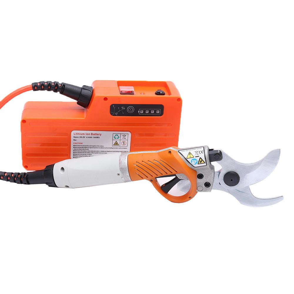 Suca Sc-3603 110-240 V 45Mm Électrique Ciseaux Branches Sécateur Cisailles  Rechargeable Jardin Cutter Outil pour Cisaille Electrique Pour Jardin