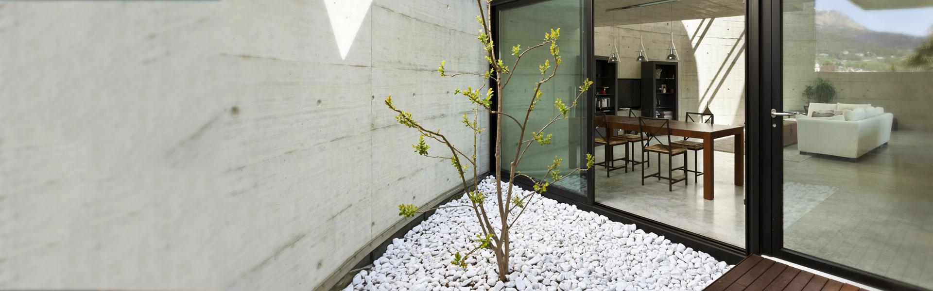Sud Agrégats : Vente Et Livraison D'agrégats À Montpellier ... concernant Jardin Avec Galets Blancs