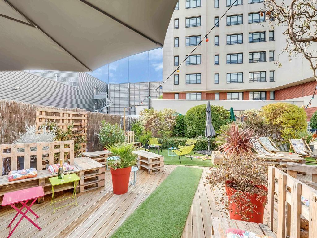Suite Novotel Paris Montreuil Vince (Fransa Paris) - Booking destiné Hotel Des Jardins Vincennes