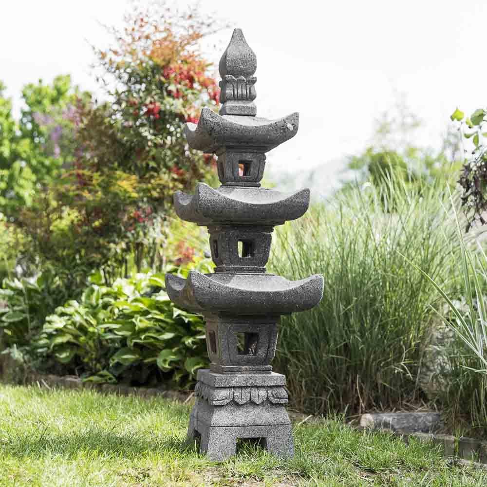Superb Pagode Japonaise Pour Jardin | Pagode Japonaise ... tout Lanterne Pierre Jardin Japonais