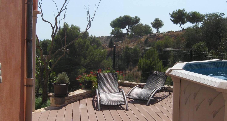 Superbe Appartement Indépendant Avec Piscine, Terrasse, Jardin En Rdc De  Villa. In Marseille - 28817 encequiconcerne Terrase De Jardin