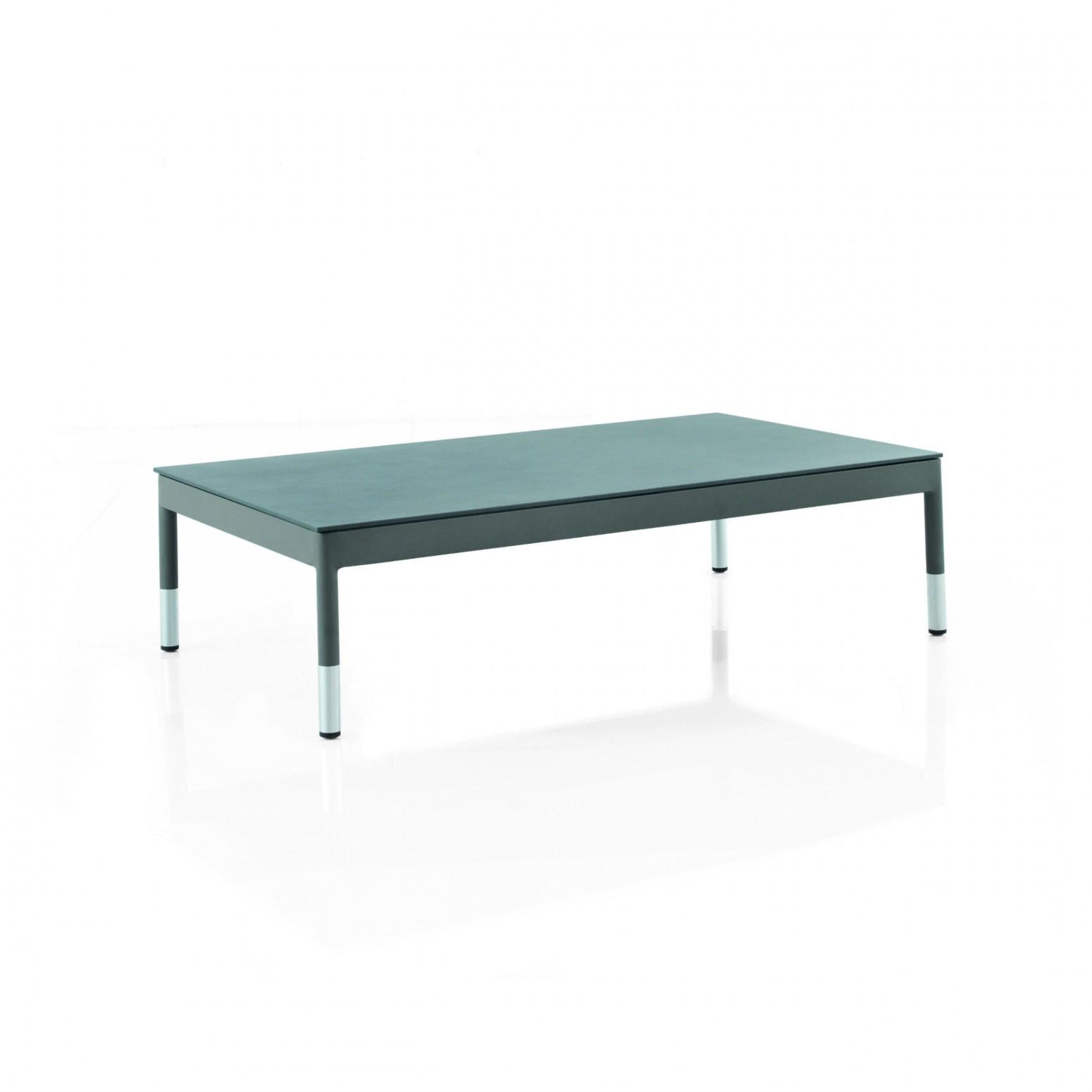 Table Basse De Jardin Aluminium pour Table De Jardin Aluminium Et Verre