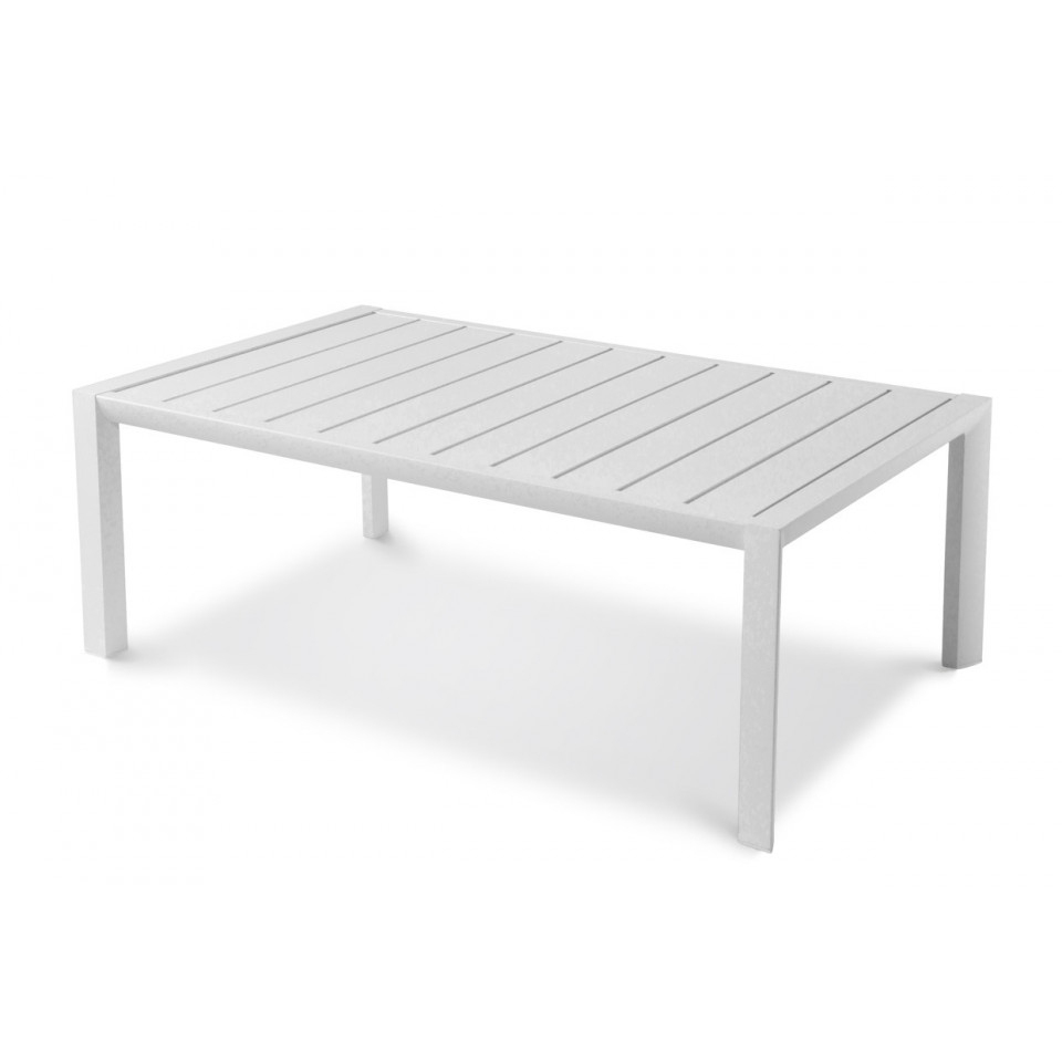 Table Basse De Jardin Sunset 100 Cm concernant Table Basse De Jardin En Plastique