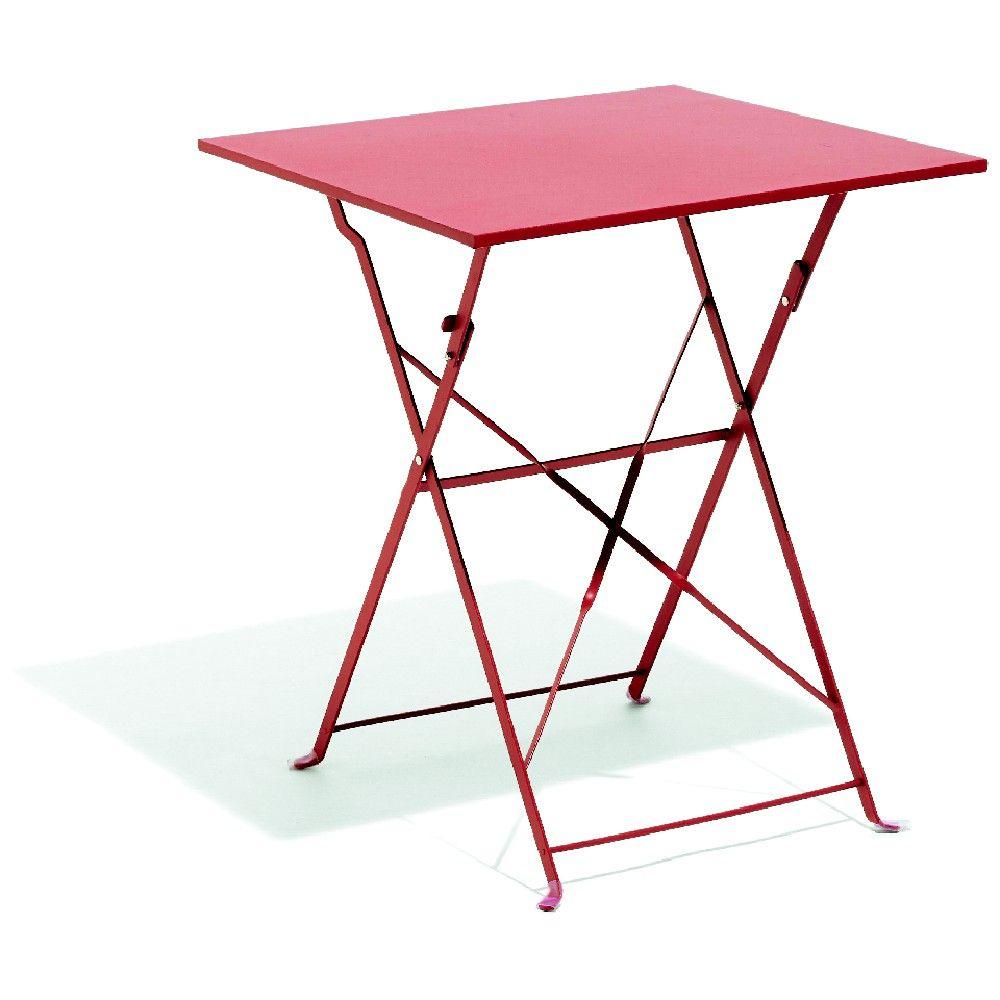 Table Carre Pliable 2 Personnes serapportantà Table De Jardin 2 Personnes