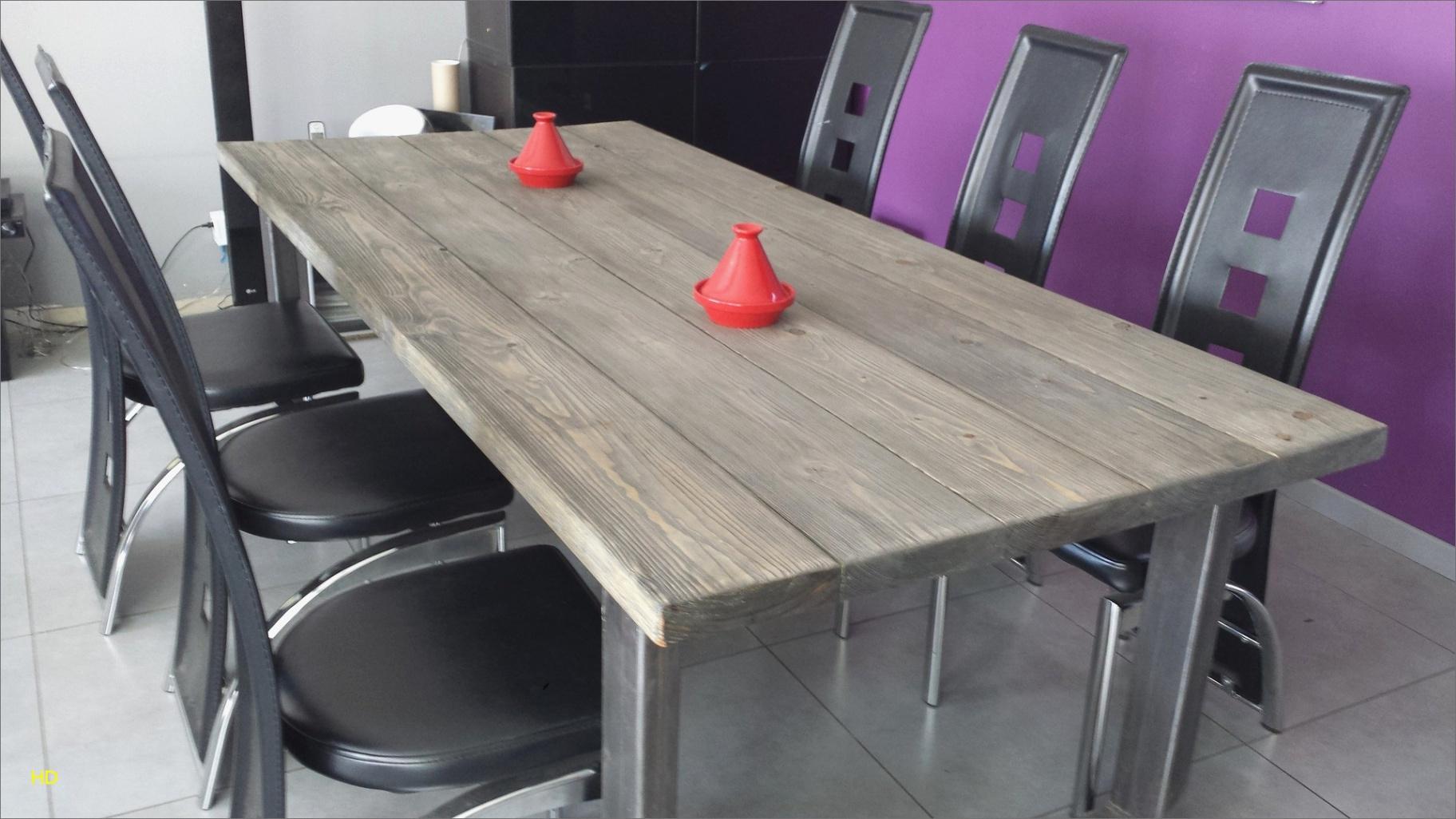 Table Carree 8 Personnes Salle À Manger Beau Résultat ... avec Table De Jardin Carrée 8 Personnes