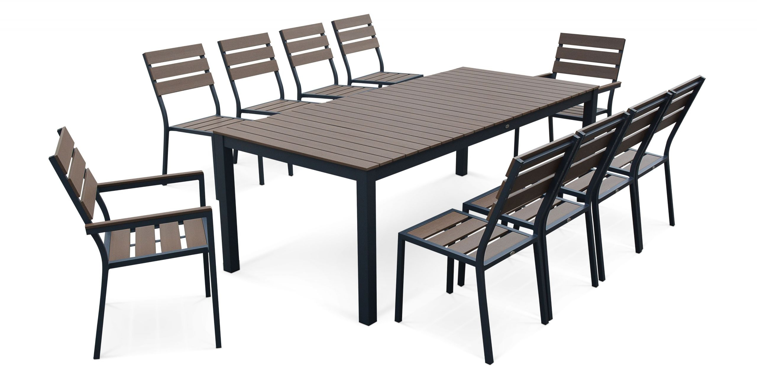 Table Chaise Jardin Pas Cher Conception - Idees Conception ... intérieur Table Et Chaises De Jardin Pas Cher