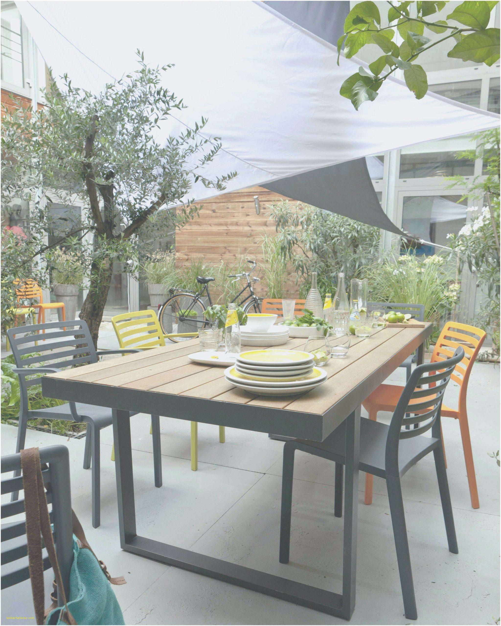 Table De Cuisine intérieur Table Carrelee Jardin