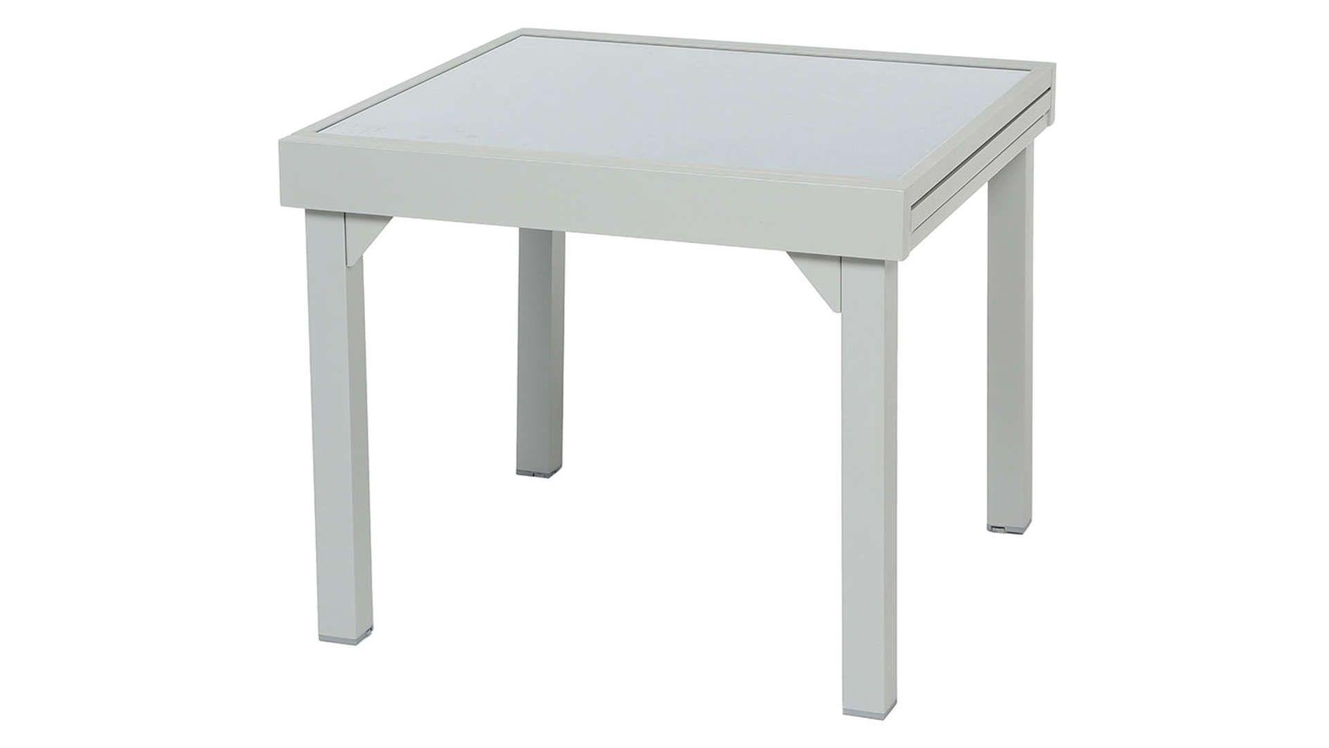 Table De Jardin 90 Cm Avec Allonge-564697 | Table De Jardin ... concernant Conforama Table De Jardin