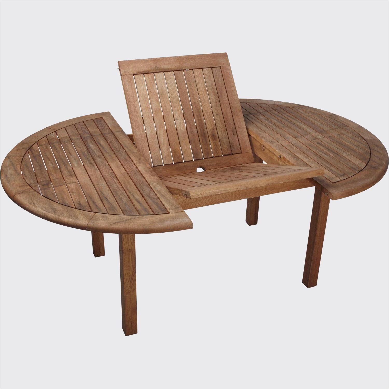 Table De Jardin Avec Rallonge Des Idées - Idees Conception ... avec Salon De Jardin Avec Rallonge
