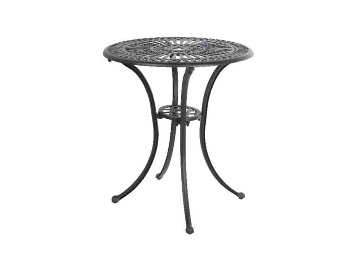 Table De Jardin Bistro Saint-Tropez - pour Petite Table Ronde De Jardin