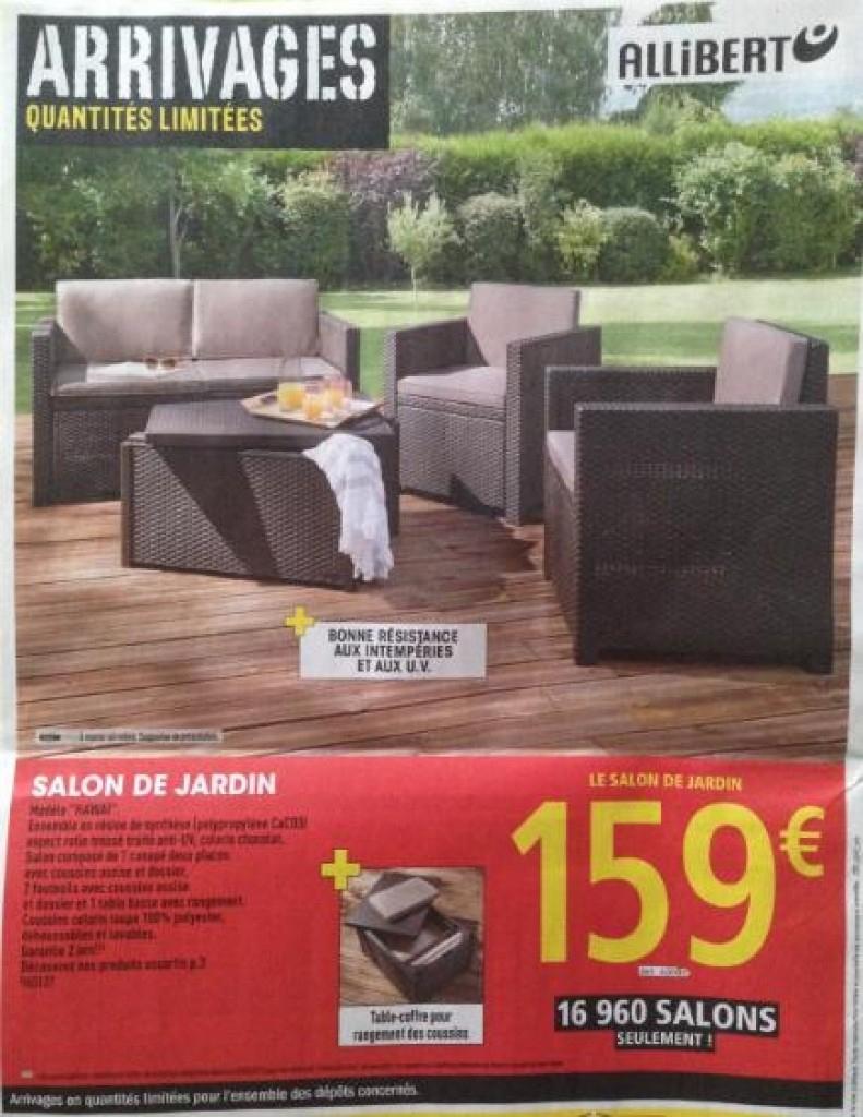 Table De Jardin Brico Depot - Canalcncarauca avec Mobilier Jardin Brico Depot