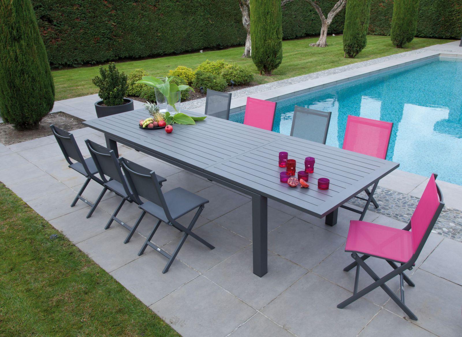 Table De Jardin Design - Heser.vtngcf.org pour Mobilier De Jardin Leroy Merlin