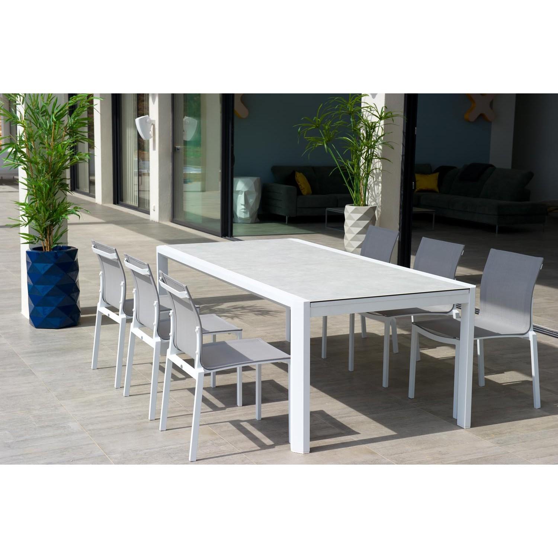 Table De Jardin Design - Heser.vtngcf.org pour Table Jardin Ceramique