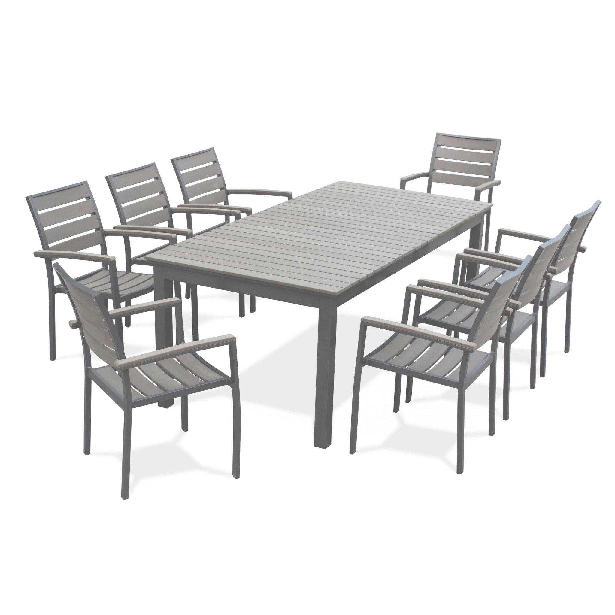 Table De Jardin En Fonte Perpignan Maison Design Trivid Us ... destiné Kettler Mobilier De Jardin