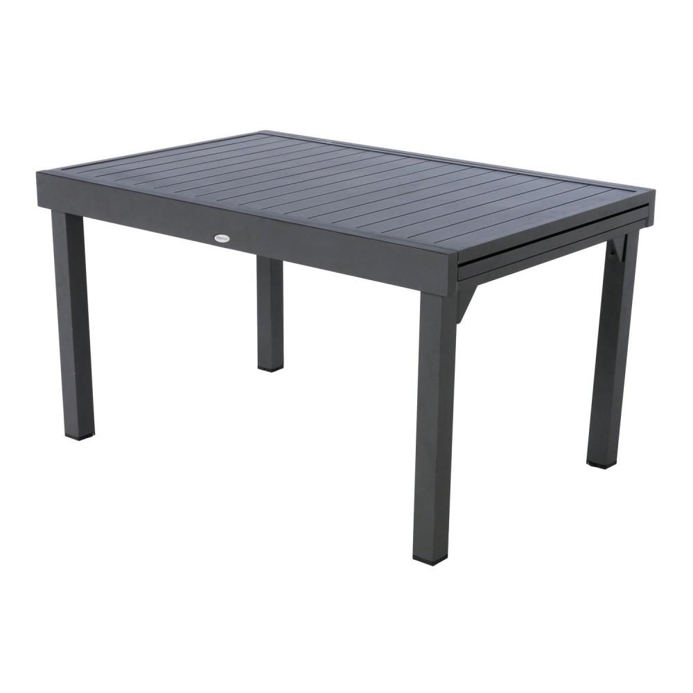 Table De Jardin Extensible 10 Personnes Piazza - L. 135/270 ... intérieur Table De Jardin 10 Personnes