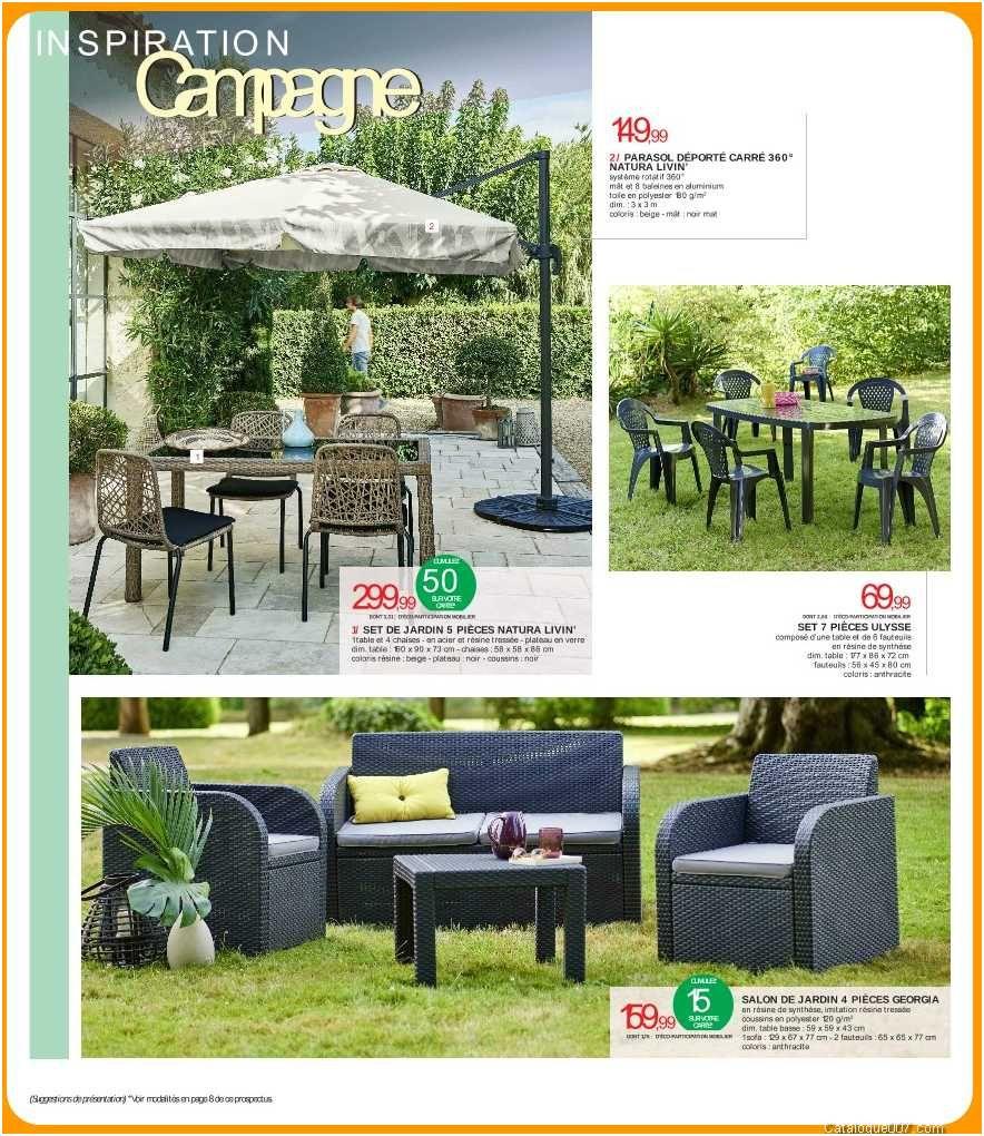 Table De Jardin Intermarché - Canalcncarauca concernant Salon De Jardin Carre