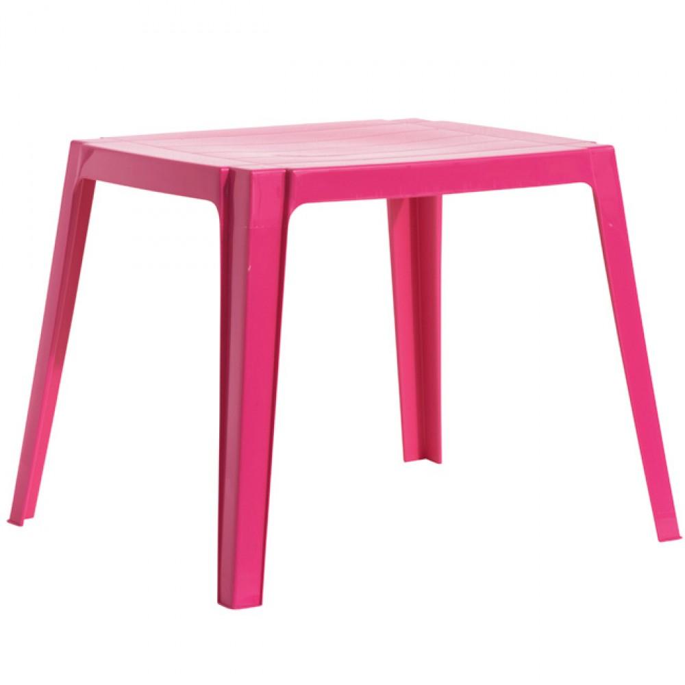 Table De Jardin Rose Pour Enfant à Table Jardin Rose