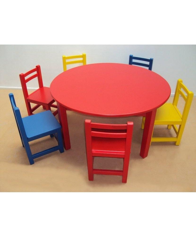 Table En Bois Pour Enfants Professionnels Pour Crèches Et Jardins D'enfants  - Stuhle-Zampoukas.de tout Table Et Chaise Jardin Enfant