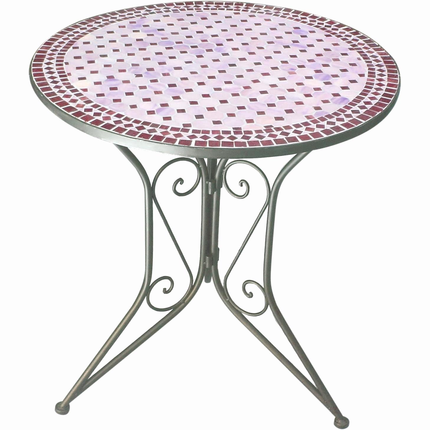 Table Exterieur Mosaique Charmant Luxe Drapeau De Table ... dedans Salon Jardin Mosaique