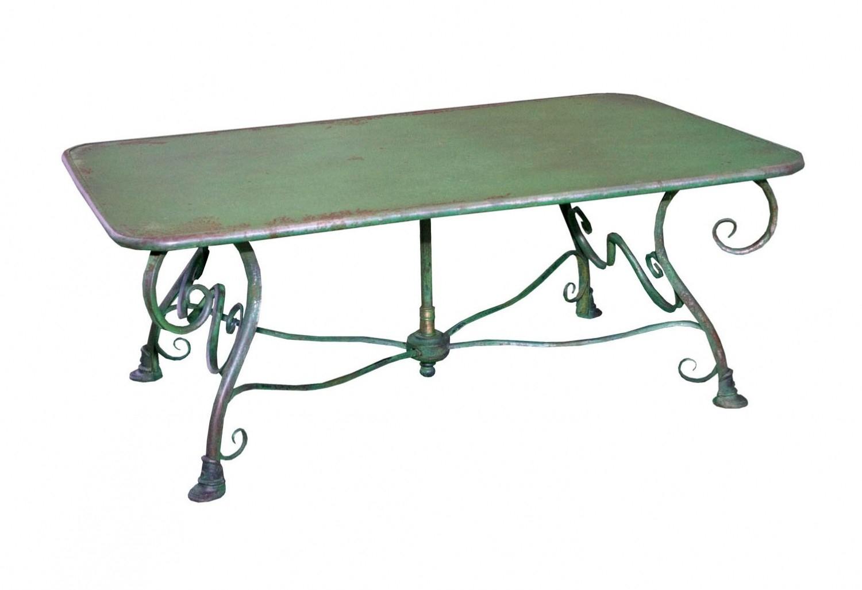 Table Fer Forg Mosaique Occasion Pour Salon De Jardin Chic ... intérieur Salon De Jardin Fer Forgé Occasion