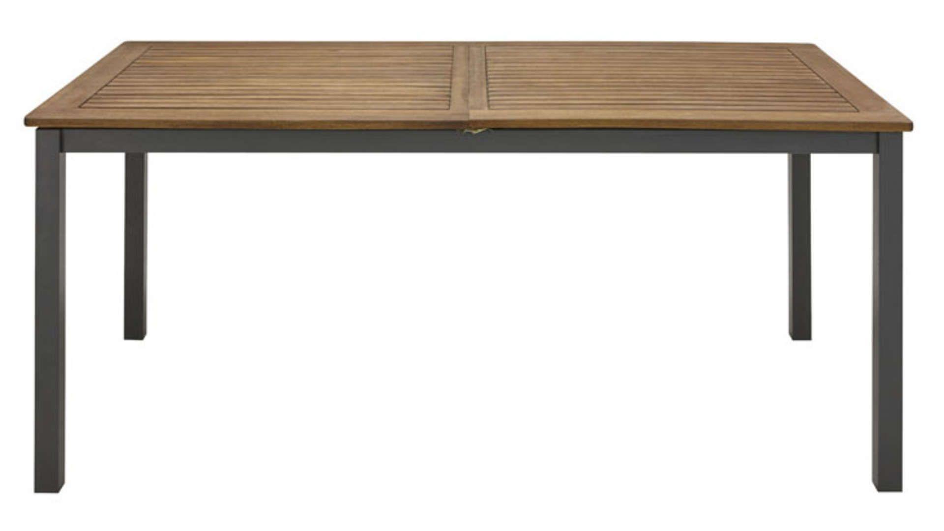 Table Lisbone | Table Extensible, Table, Table De Jardin dedans Table De Jardin Conforama
