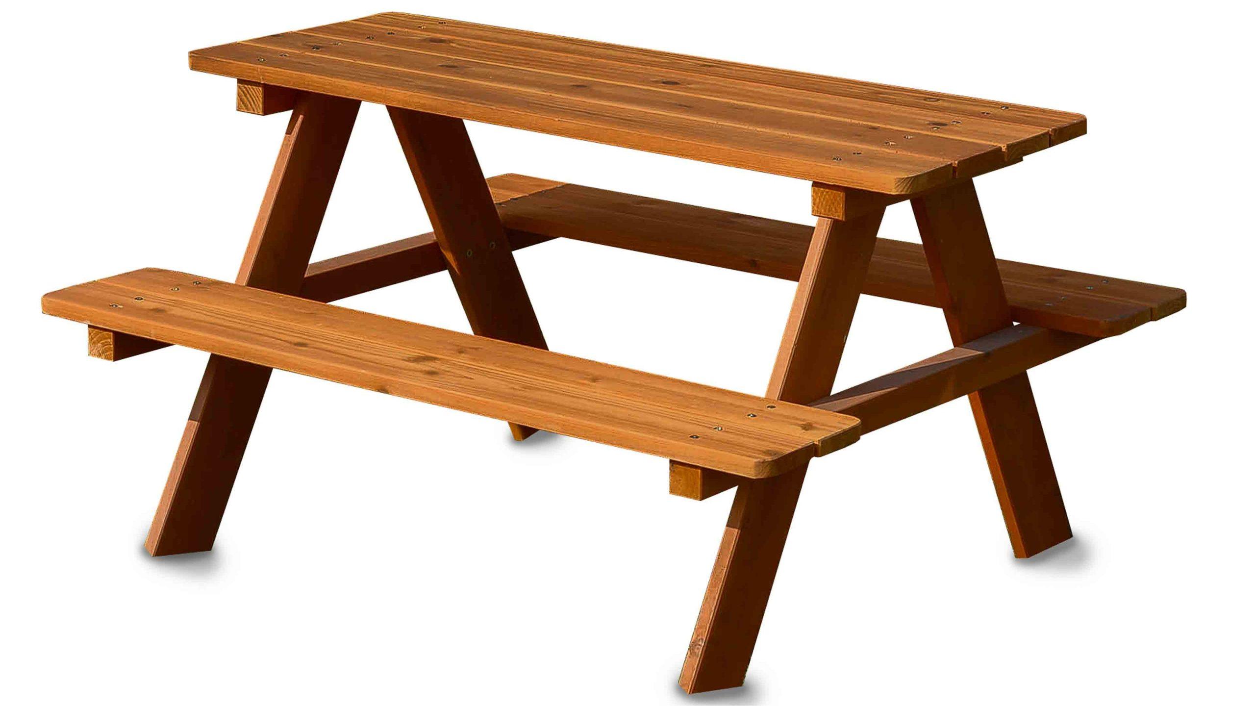 Table Pique Nique Enfant | Oviala pour Table Jardin Bois Enfant
