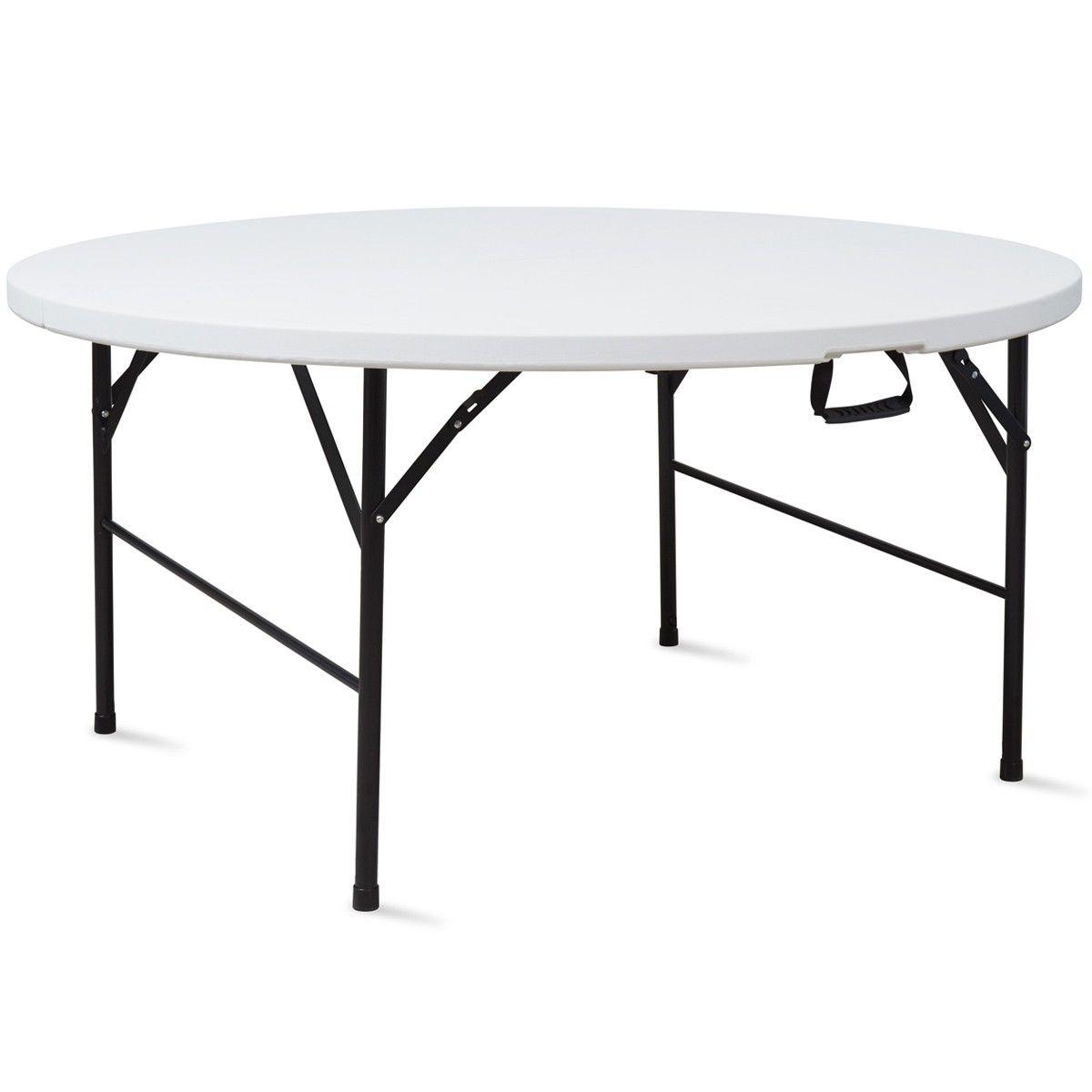 Table Pliante Ronde 10 Personnes - Taille : 10 Pers ... encequiconcerne Table De Jardin Geant Casino