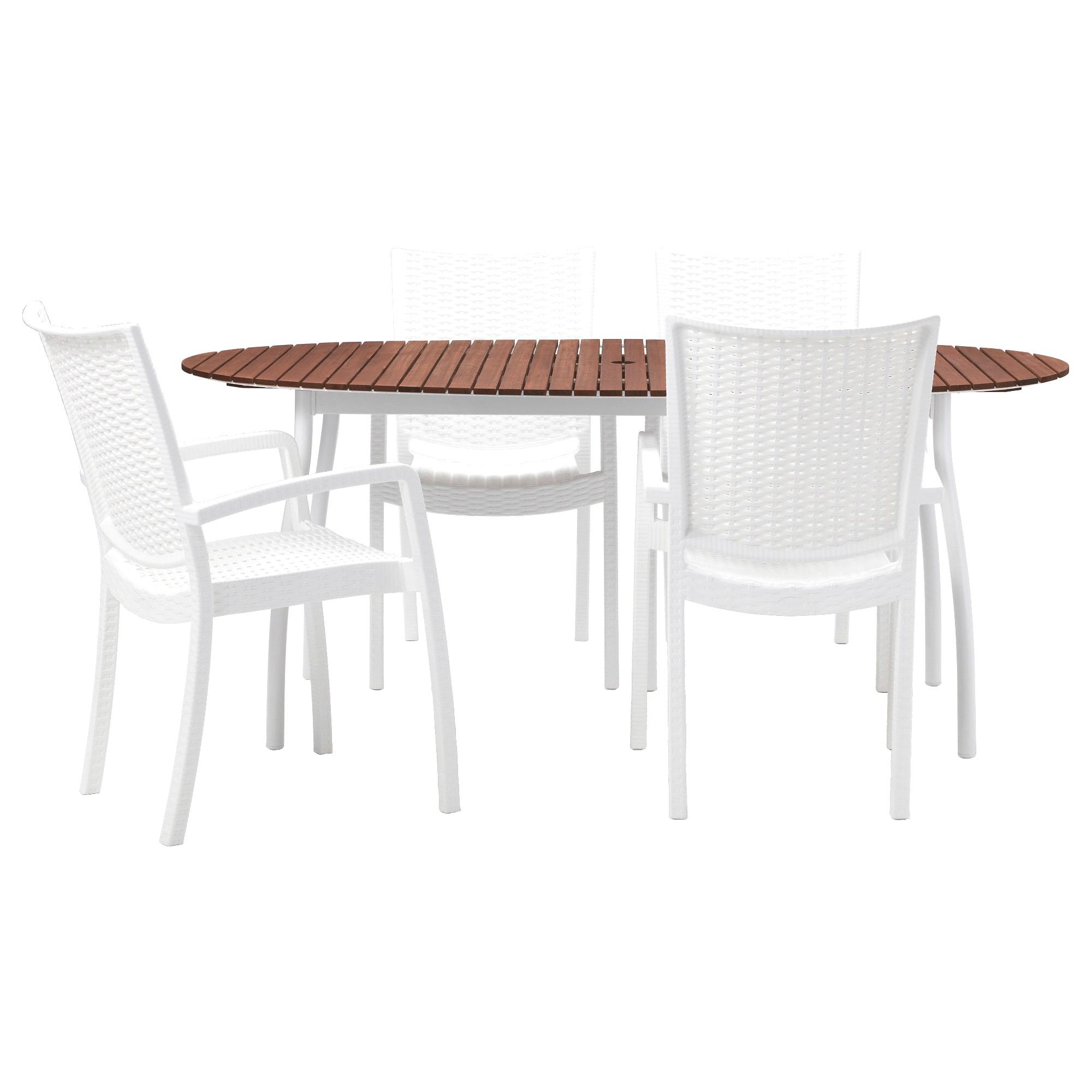 Table Ronde Fer Forgé Extérieur Charmant Chaises Bistrot ... intérieur Table Ronde Jardin Ikea
