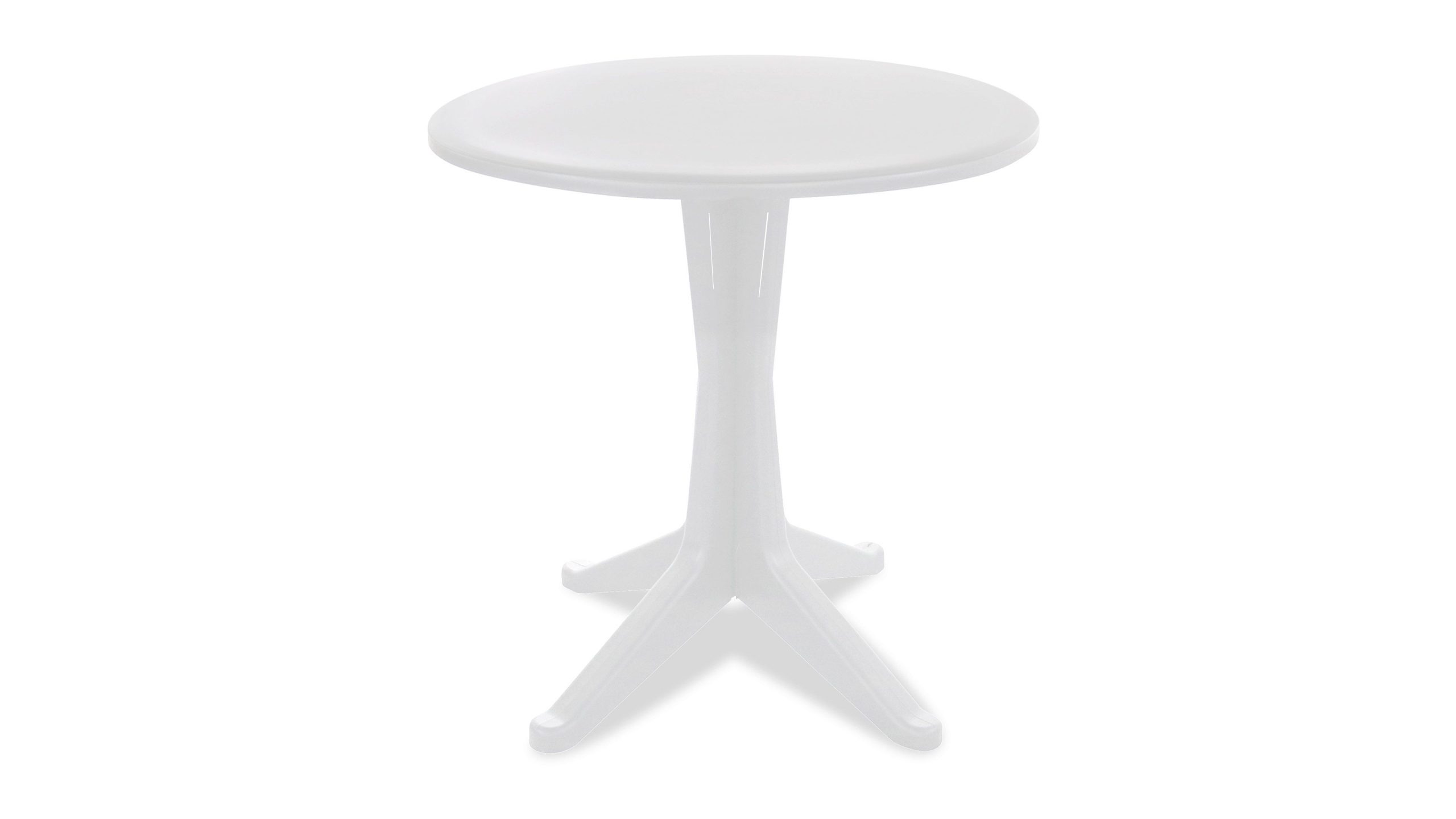 Table Ronde Plastique destiné Petite Table Ronde De Jardin