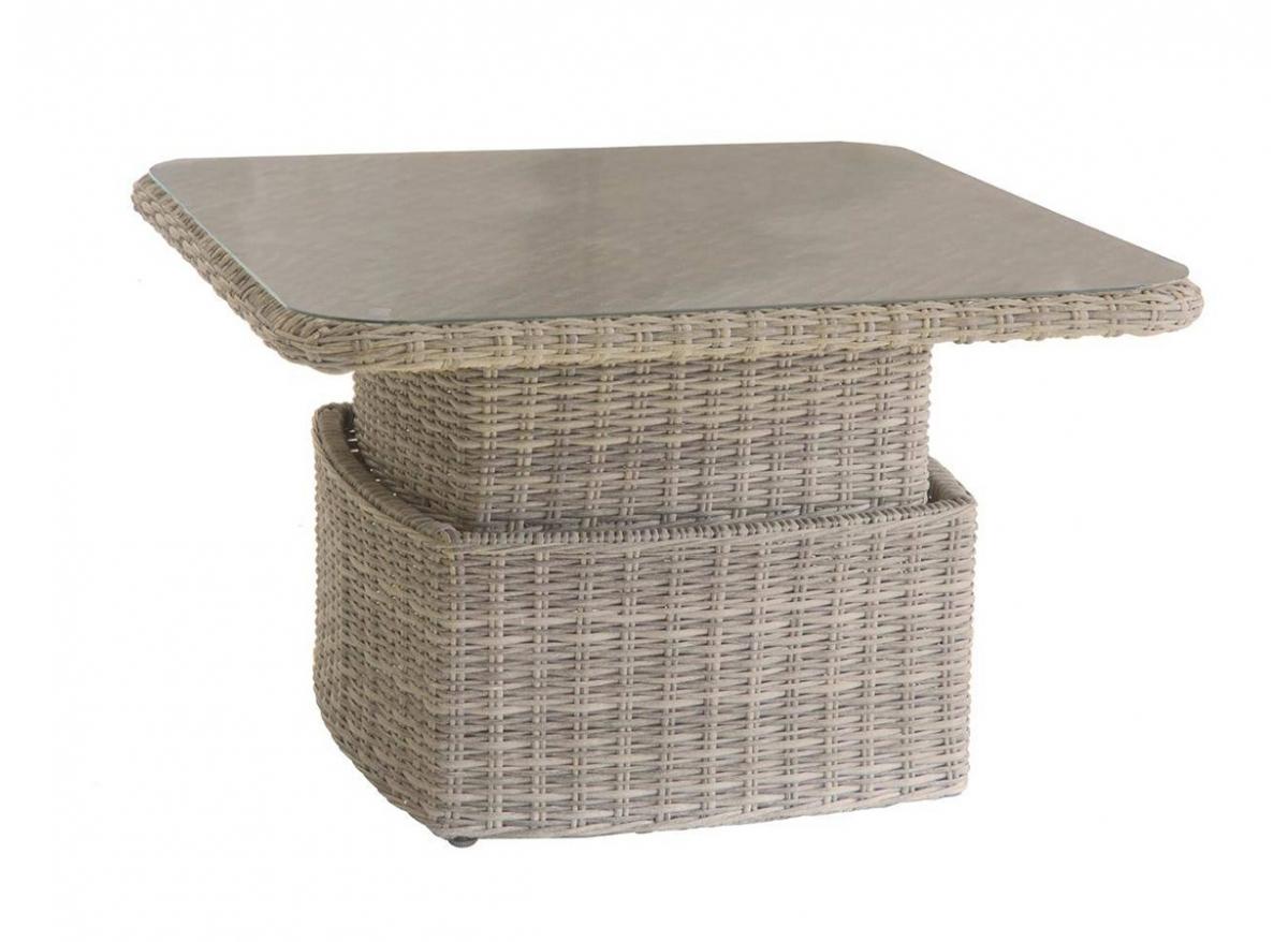 Table / Salon De Jardin Ajustable Modèle Moorea | Hesperide concernant Salon De Jardin Moorea