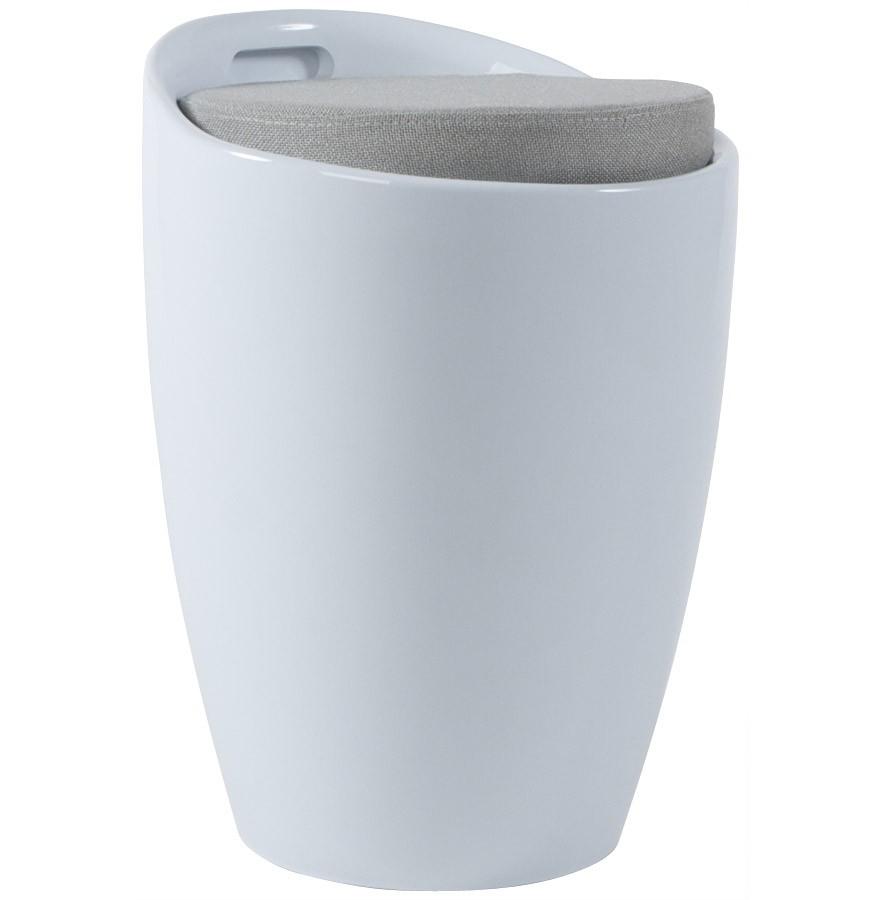 Tabouret Coffre D'appoint 'gum' Blanc intérieur Coffre De Jardin Ikea