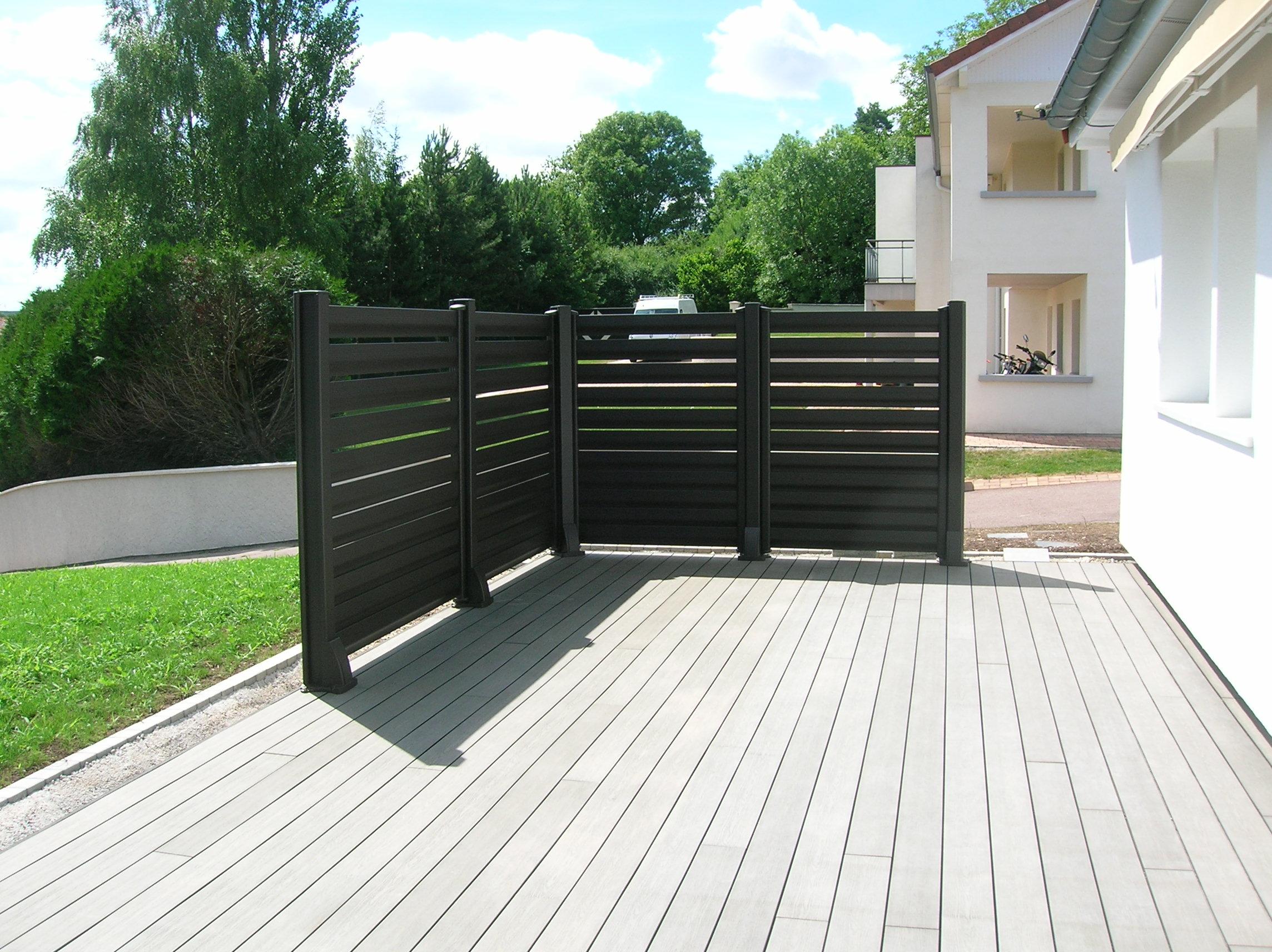 Tailacreaciones: Brise Vue Jardin Aluminium encequiconcerne Cache Vue Jardin
