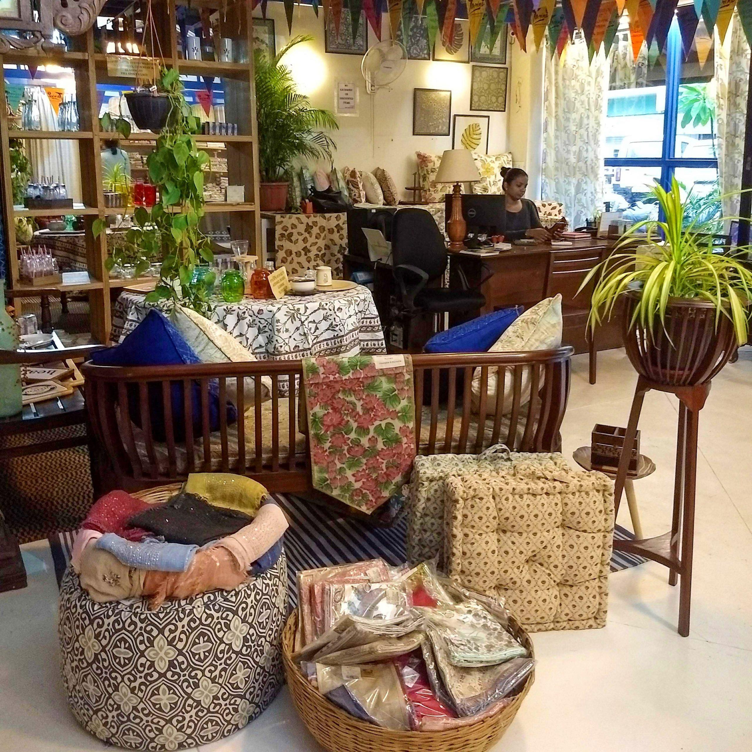 Tarini, Goa: Best Place To Buy Home Linen | Lbb Goa dedans Table De Jardin Super U