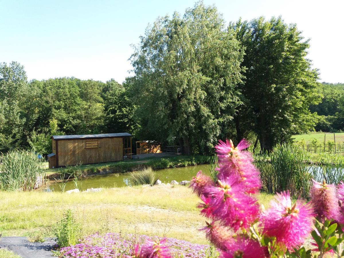 Tatil/bungalov Parkı Les Roulottes De Cambonis (Fransa ... à Salon De Jardin Geant Casino