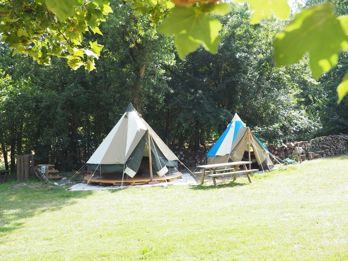 Tatil/bungalov Parkı Les Roulottes De Cambonis (Fransa ... dedans Salon De Jardin Geant Casino