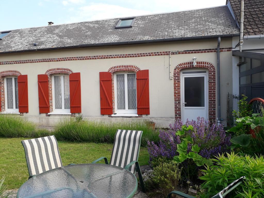Tatil Evi Logis De Curie 2 (Fransa Louviers) - Booking avec Salon De Jardin Intermarché