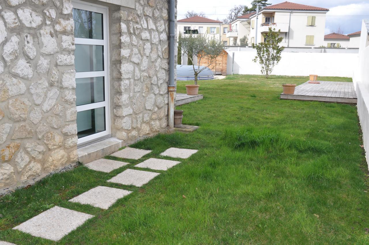 Tatil Evi Rez-De-Jardin Avec Piscine (Fransa Romans-Sur ... encequiconcerne Location Rez De Jardin Lyon