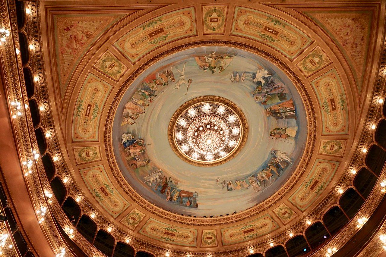 Teatro Colon - Buenos Aires - Teatro Colon Yorumları ... pour Salon De Jardin Casino