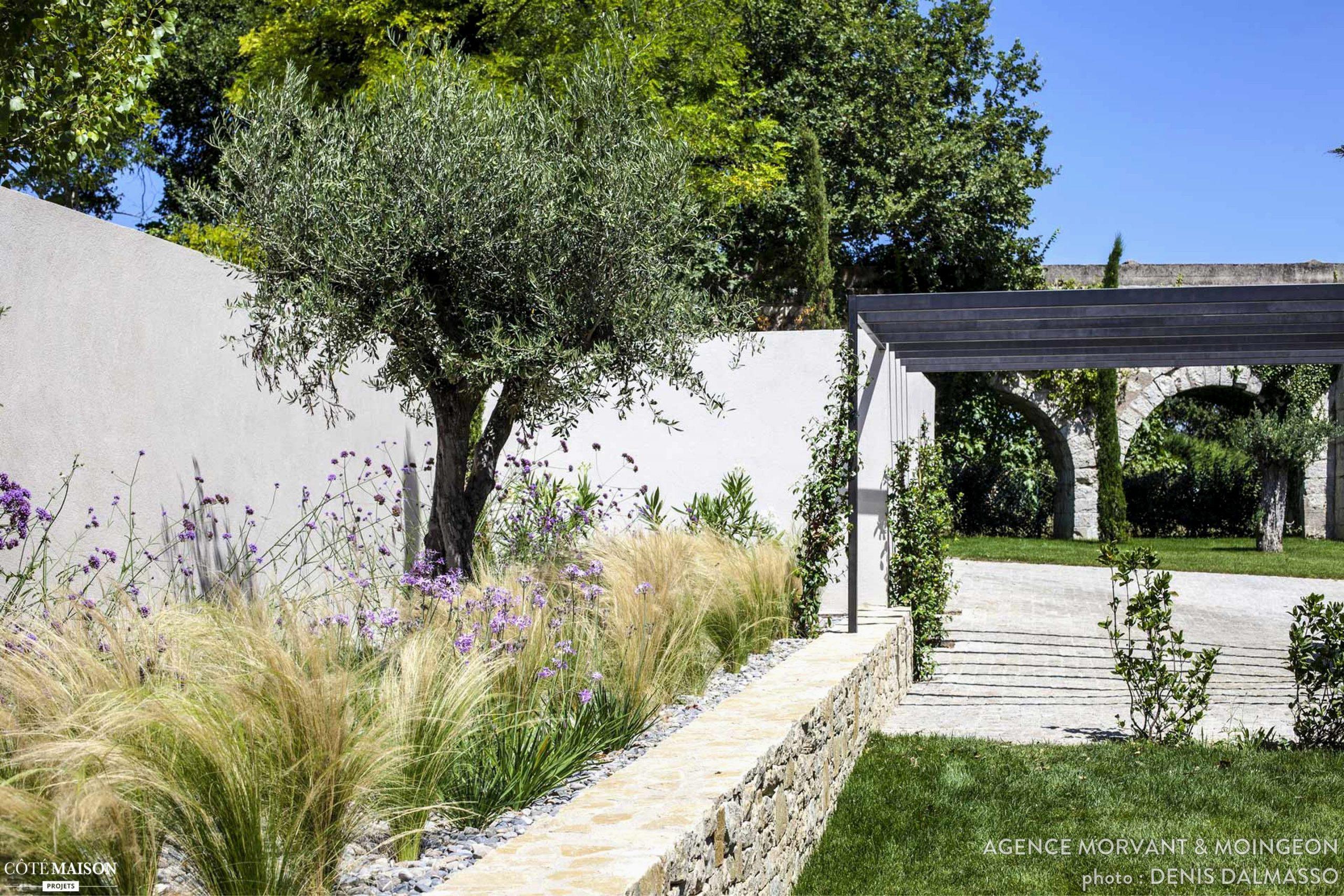 Télécharger Les Meilleures Photos Des Conception De Cuisine ... tout Amenagement Petit Jardin Mediterraneen