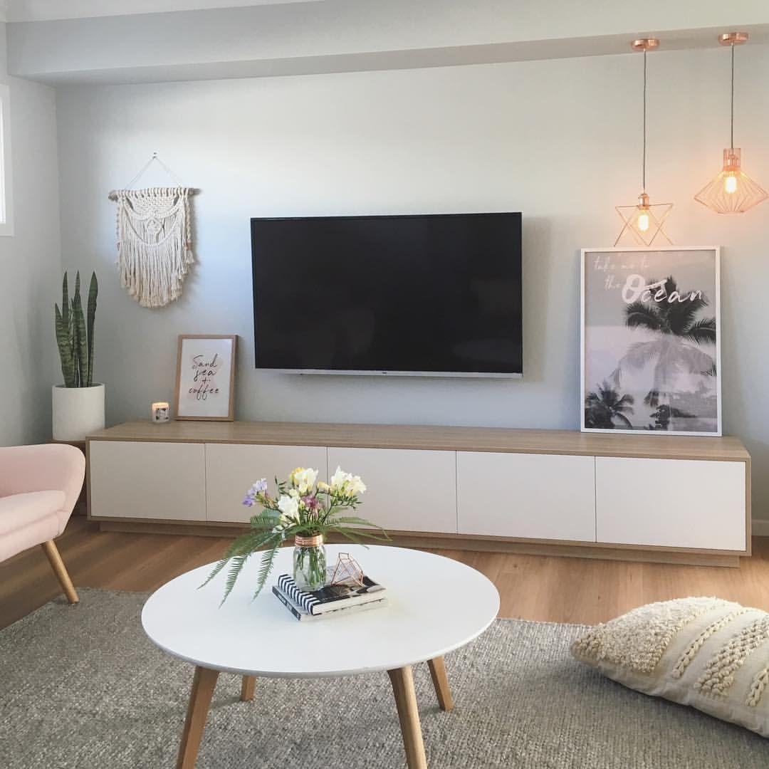 Televizyon Arkası Dekorasyon Fikirleri | Oturma Odası ... destiné Salon De Jardin Sophie