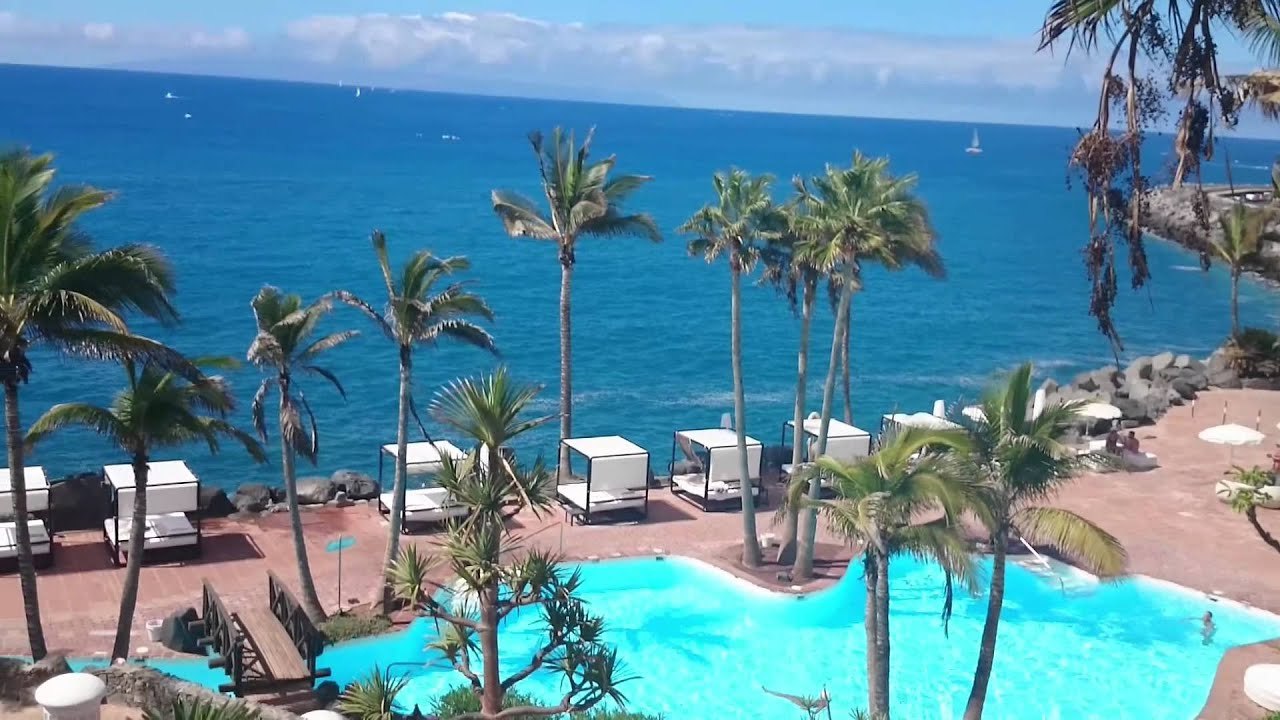 Tenerife - Costa Adeje - Jardin Tropical - Teneriffa tout Jardin Tropical Tenerife
