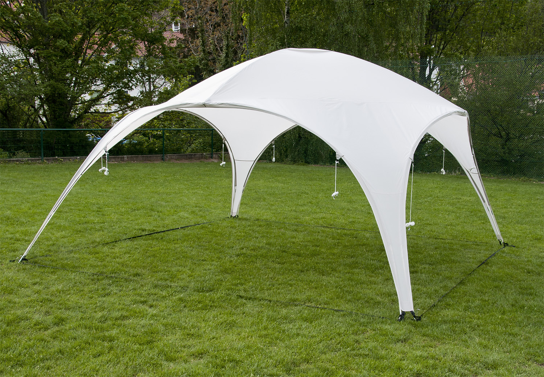 Tente De Réception Souple | Viasol dedans Tente De Jardin Pas Cher
