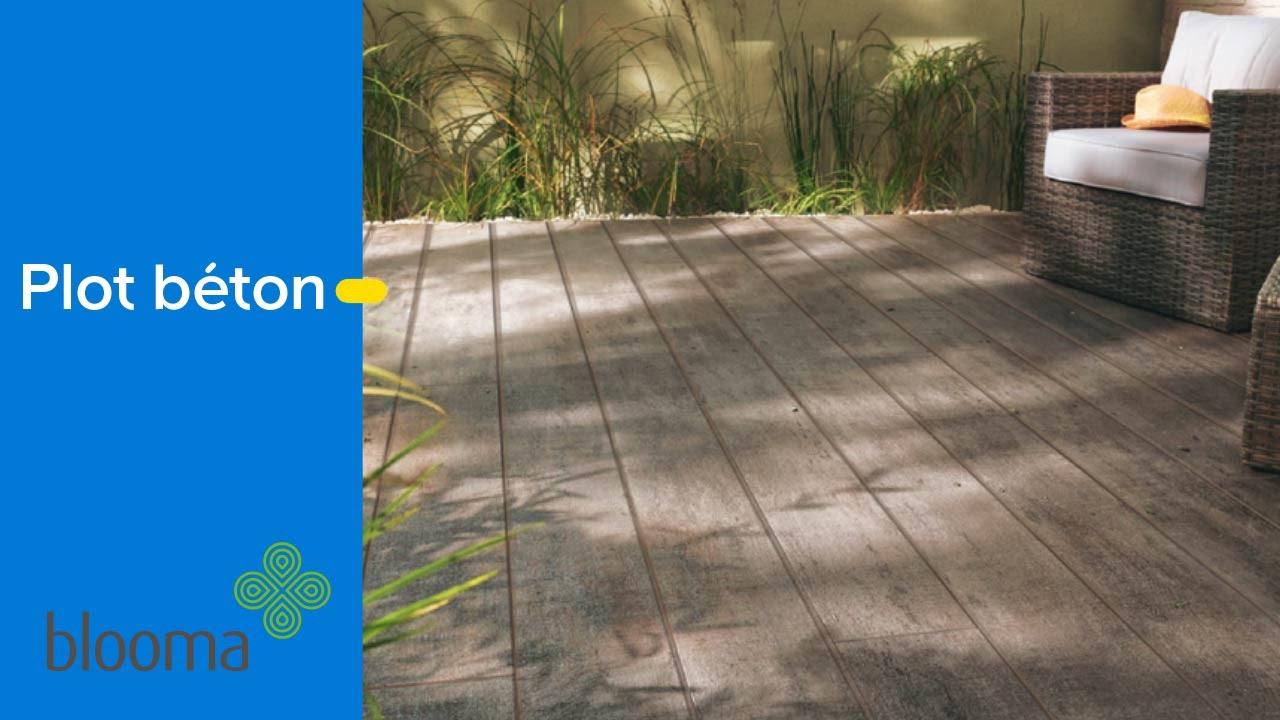 Terrasse Beton Castorama destiné Bordure Jardin Castorama