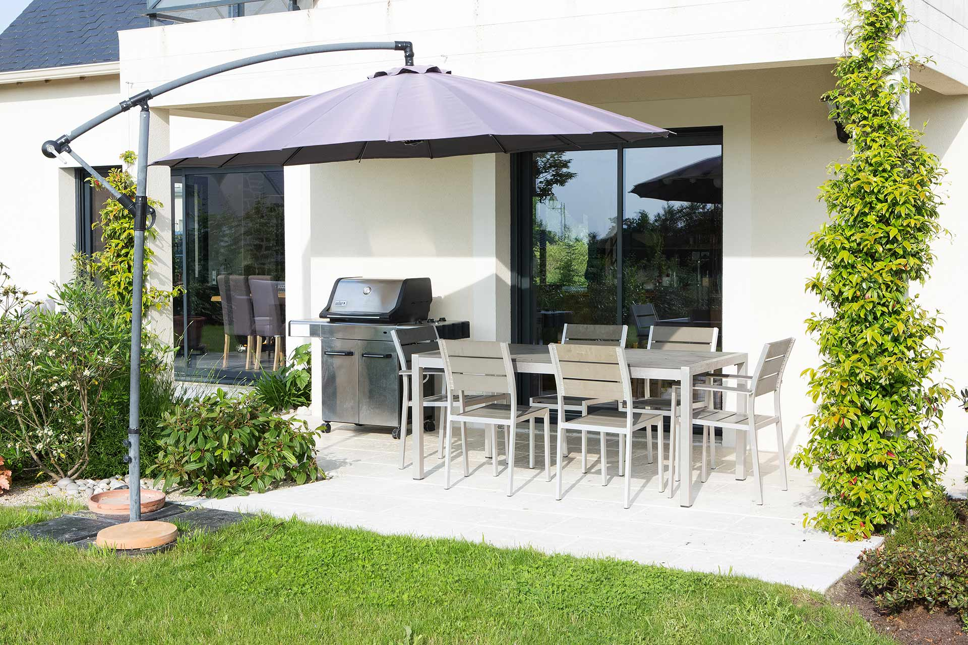 Terrasse - Serrault Jardins pour Specialiste Du Jardin