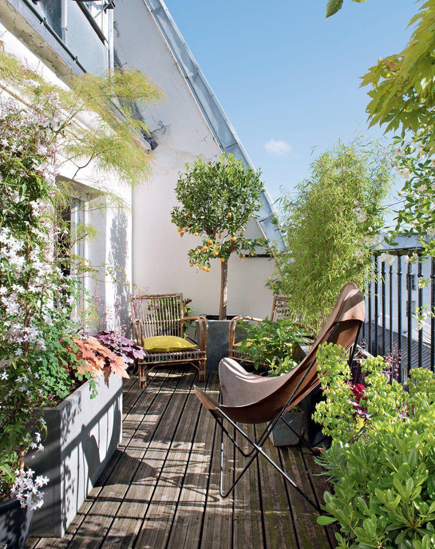 Terrasses : Toutes Nos Inspirations Pour Profiter De L'été ... serapportantà Jardin Japonais Sur Terrasse